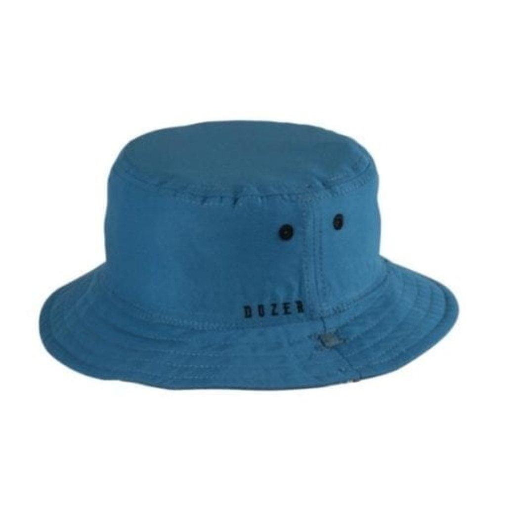 Millymook Dozer Millymook Dozer Bare Bones Bucket Sunhat Blue