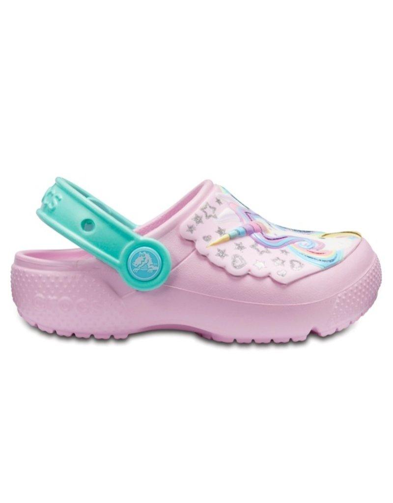 eddd06b2119 Crocs Fun Lab Clog Ballerina Pink New Mint - Kiddie Kobbler St Laurent