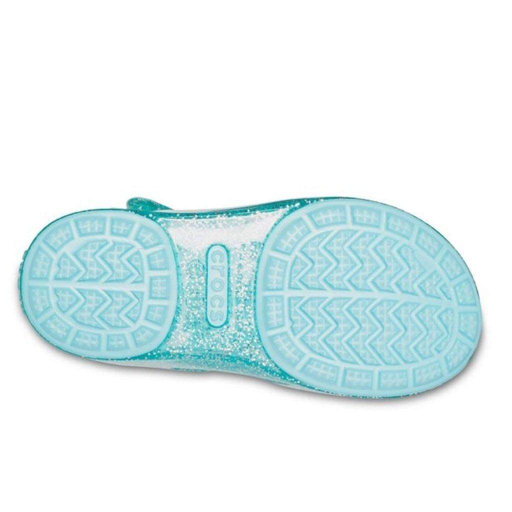 Crocs Crocs Isabella Bow Sandal Ice Blue