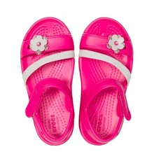 Crocs Crocs Lina Charm Sandal Candy Pink