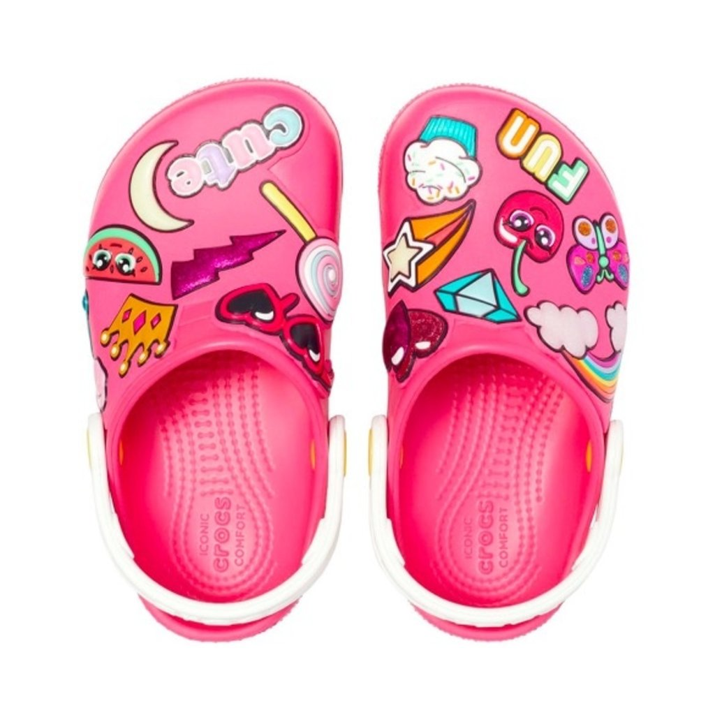 Crocs Crocs Playful Patches Clog