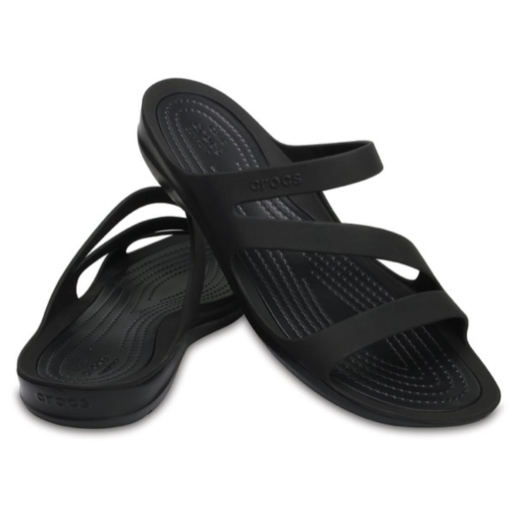 Crocs Crocs Women's Swiftwater Sandal Black