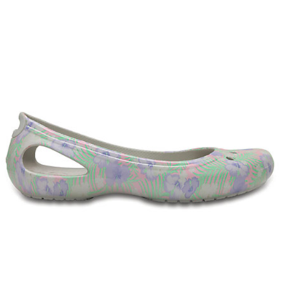 Crocs Crocs Womens Kadee Graphic Flat