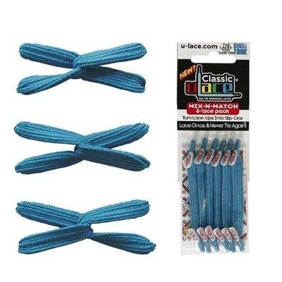 U-Laces Classic U-Laces Blue Teal
