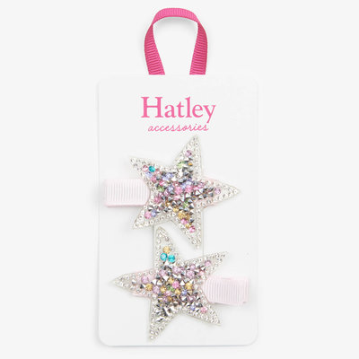 Hatley Hatley Twinkle Stars Hair Clips