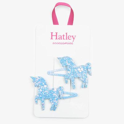 Hatley Hatley Dazzling Unicorns Snap Clips