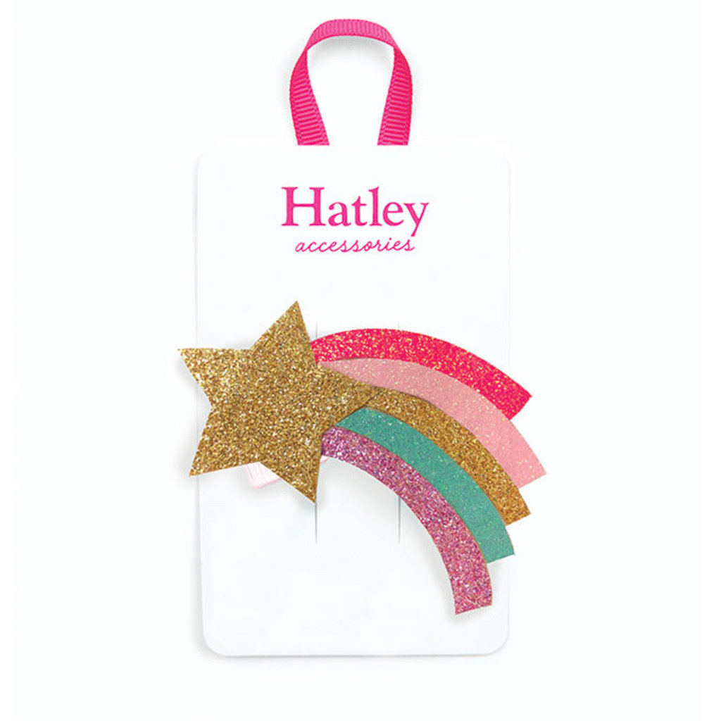Hatley Hatley Shooting Star Large Hair Clip