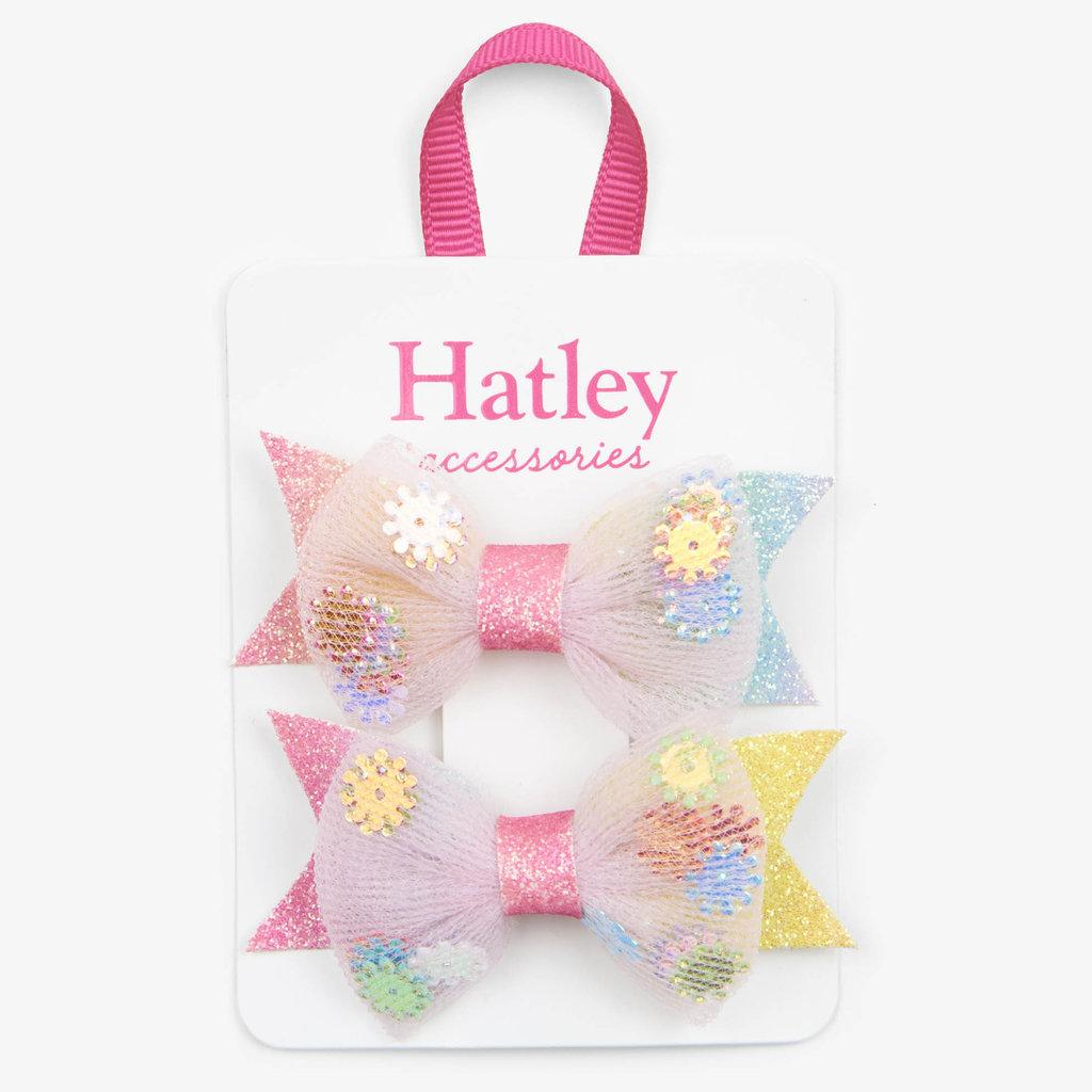 Hatley Hatley Floral Confetti Hair Clips