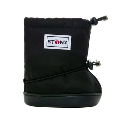 Stonz Stonz Toddler Booties Black