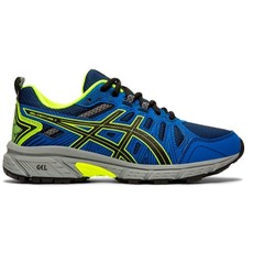 Asics Asics Gel Venture 7 GS Black/Safety Yellow