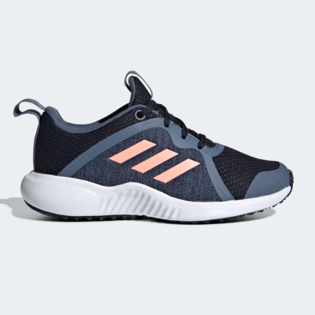 Adidas Adidas FortaRun X Knit K Grey/Blue/Pink
