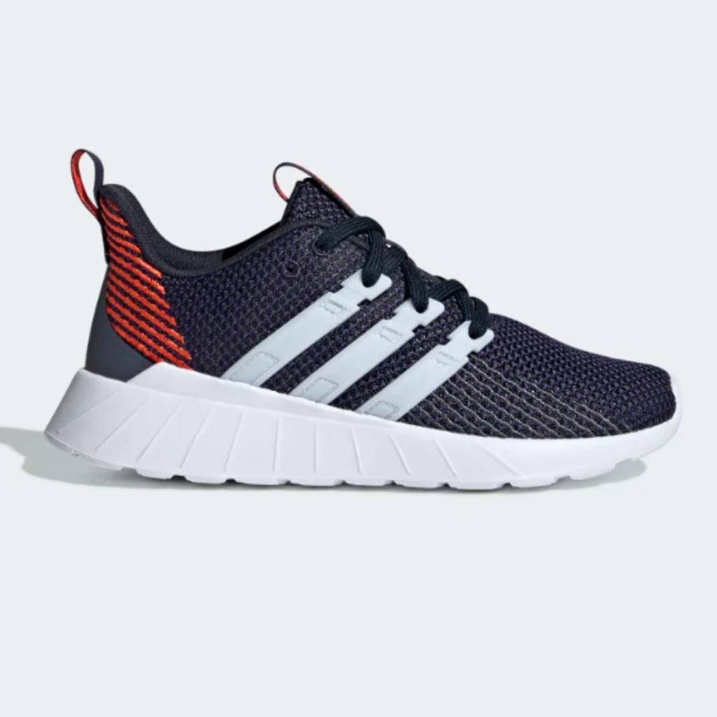 Adidas Adidas Questar Flow K Blue/White