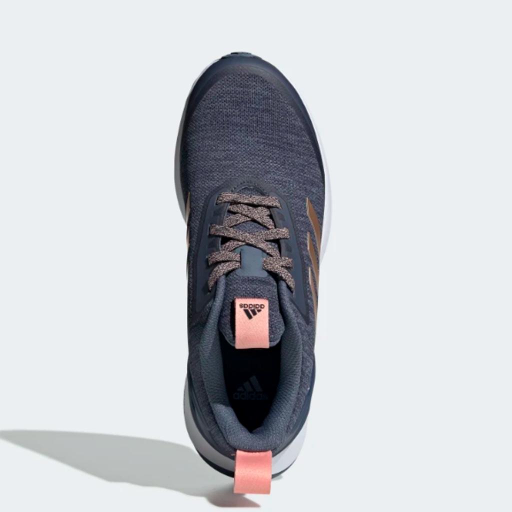 Adidas Adidas RapidaRun X J Youth 6.5 + 7 Grey/Copper