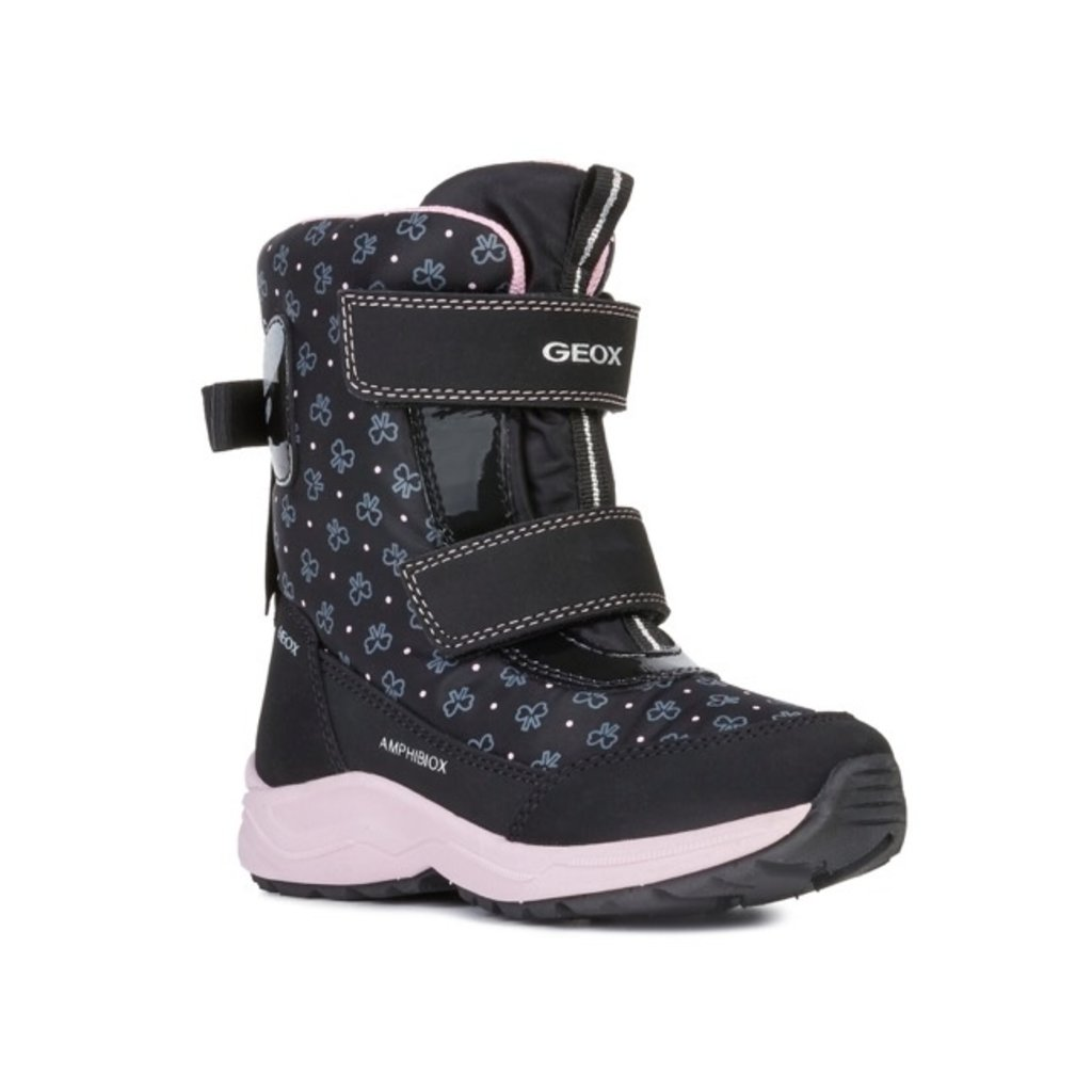 Geox Geox J Kuray ABX Black