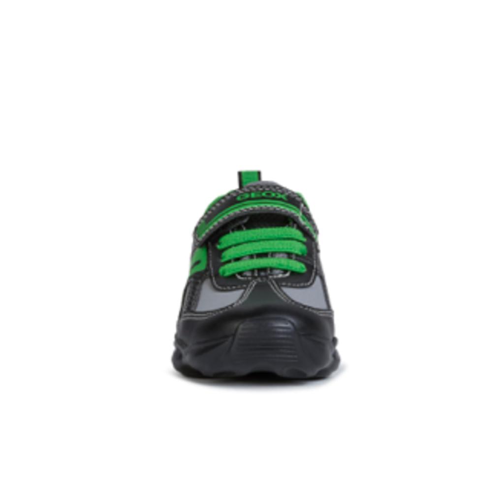 Geox Geox J Munfrey Black/Green