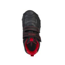 Geox Geox J Buller ABX Black/Dk Red