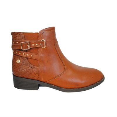 Xti Kids Xti Spain Sally Ankle Boot Camel