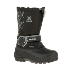 Kamik Kamik Icetrack P Black/Charcoal
