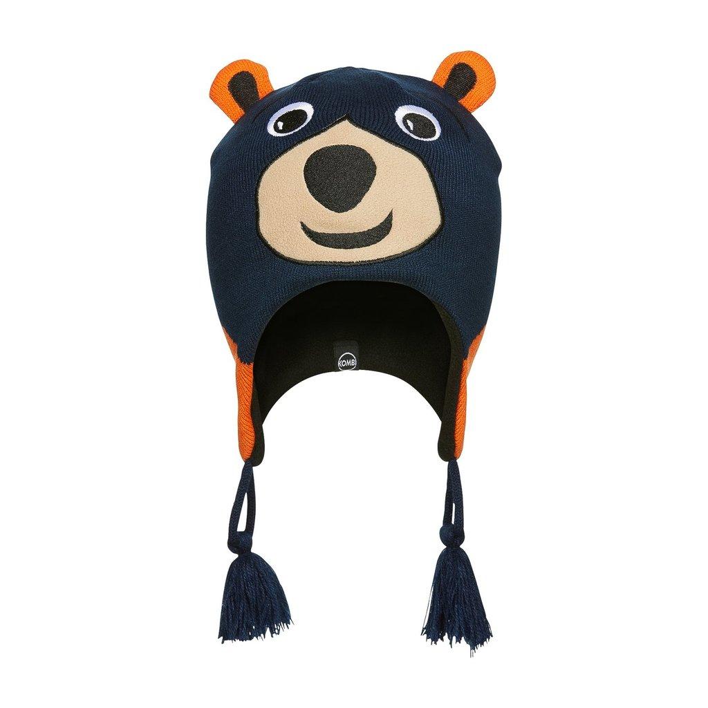 Kombi Kombi Animal Family Hat Benji The Bear