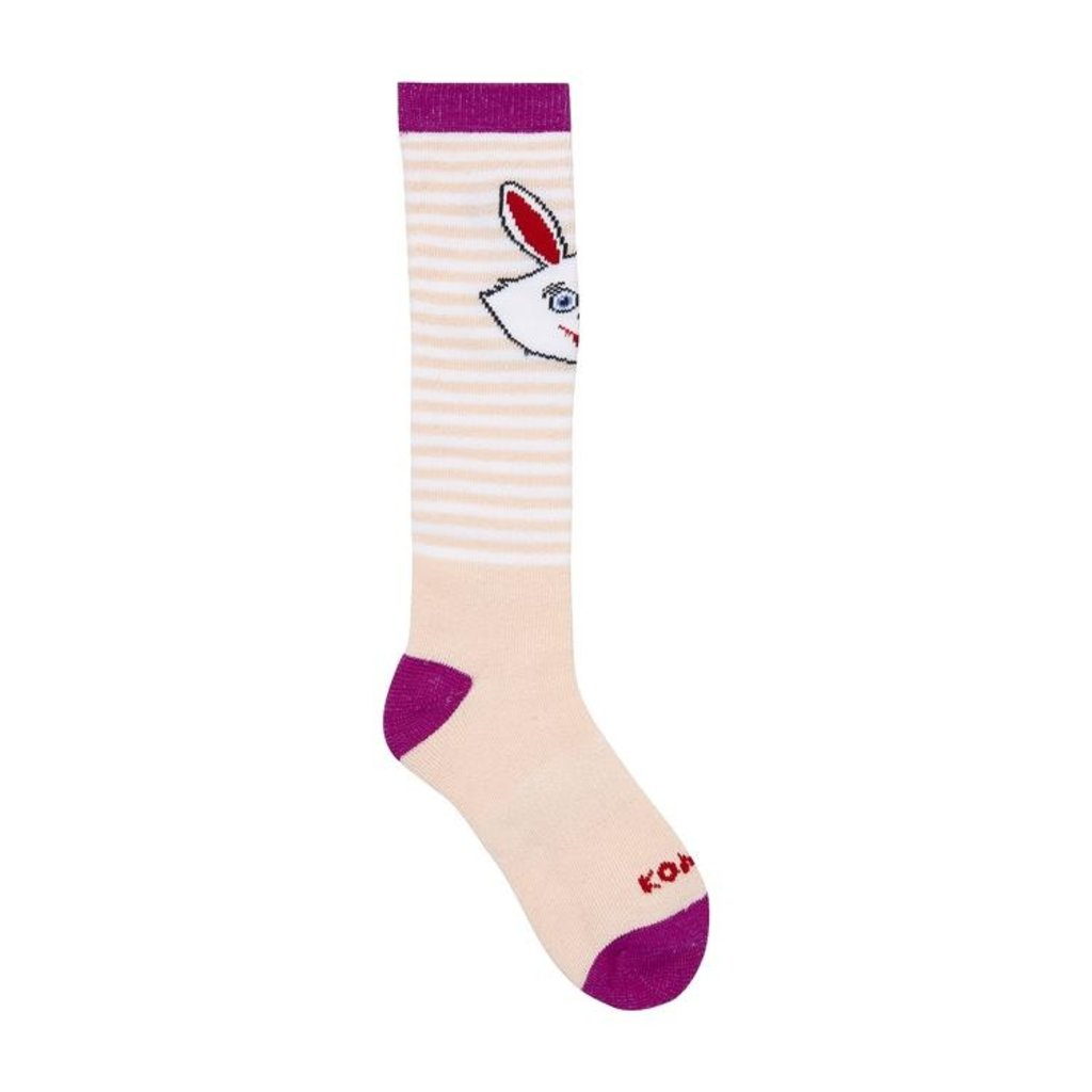 Kombi Kombi Animal Family Sock Emma The Bunny