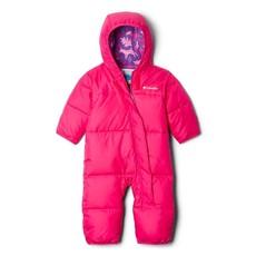 Columbia Columbia Snuggly Bunny Bunting Suit Pink Ice/Grape Gum Reindeer