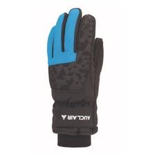 Auclair Auclair Wildcard  Jr Glove Black/Bright Blue