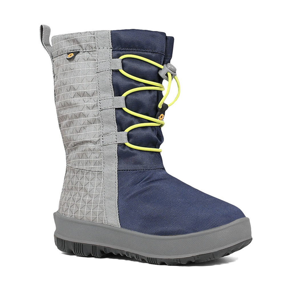 Bogs Bogs Snownights Navy Multi