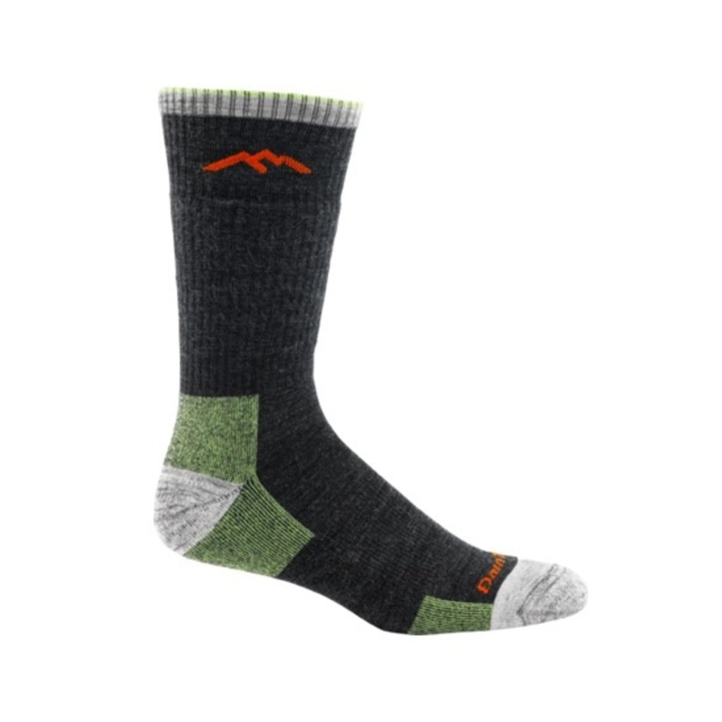 Darn Tough Darn Tough M Hike/Trek Merino Sock Charcoal/Lime