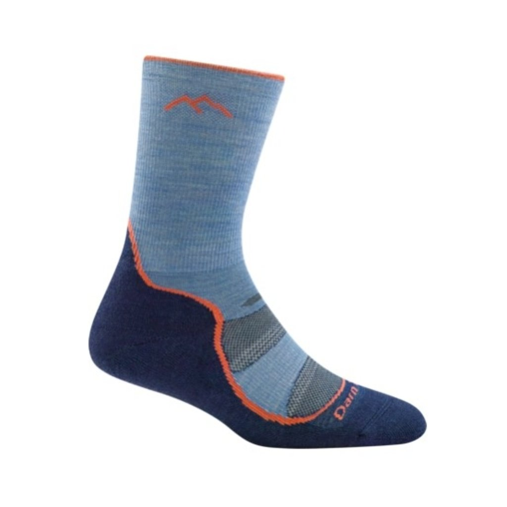 Darn Tough Darn Tough W Hike/Trek Merino Sock Denim