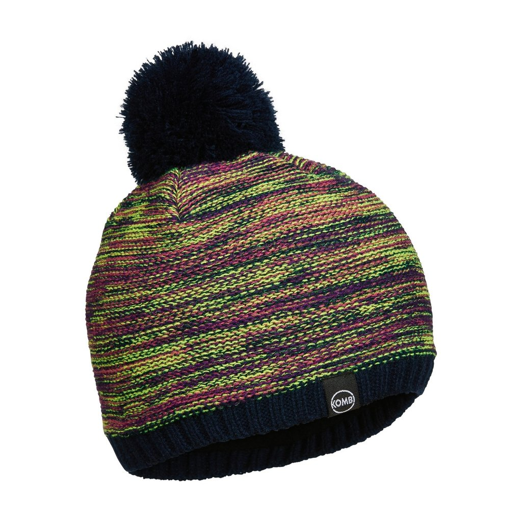 Kombi Kombi The Girly Blend Hat Jr Black Iris