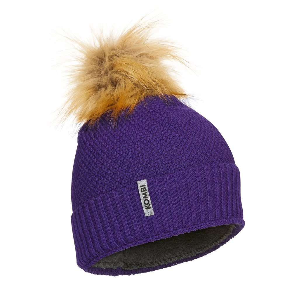 Kombi Kombi The Stylish Hat Jr Northern Purple