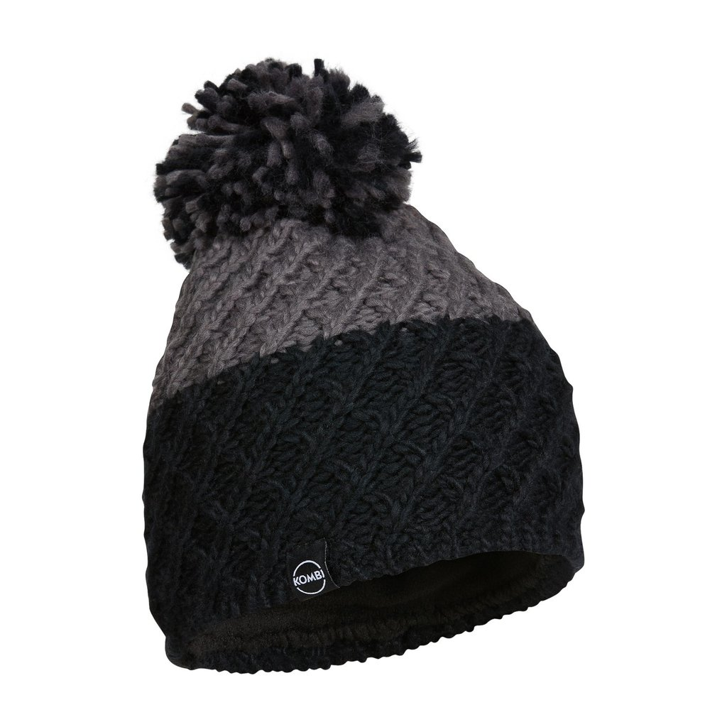 Kombi Kombi The Two Tone Hat Jr Black
