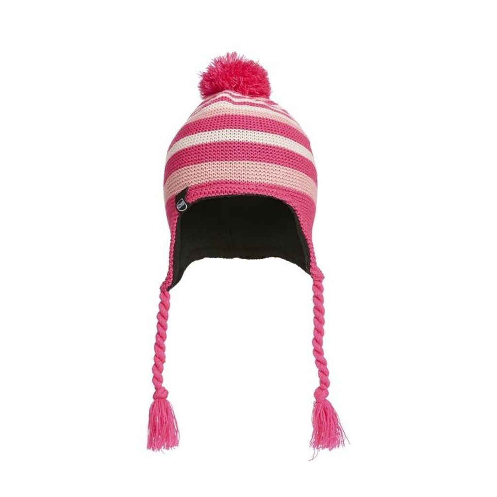 Kombi Kombi The Candy Man Hat Children Bright Pink
