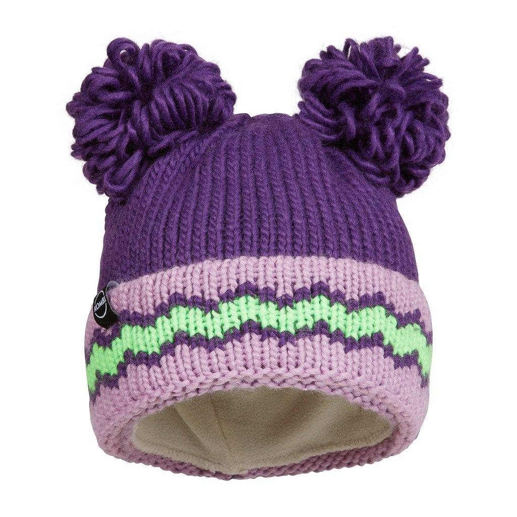 Kombi Kombi The Adorable Hat Children Purple Fiction