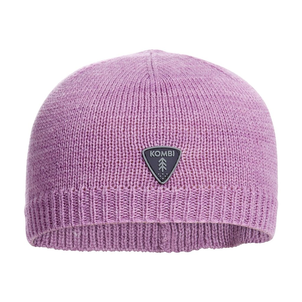 Kombi Kombi The Shine On Beanie Hat Children Pink Lavender Heather