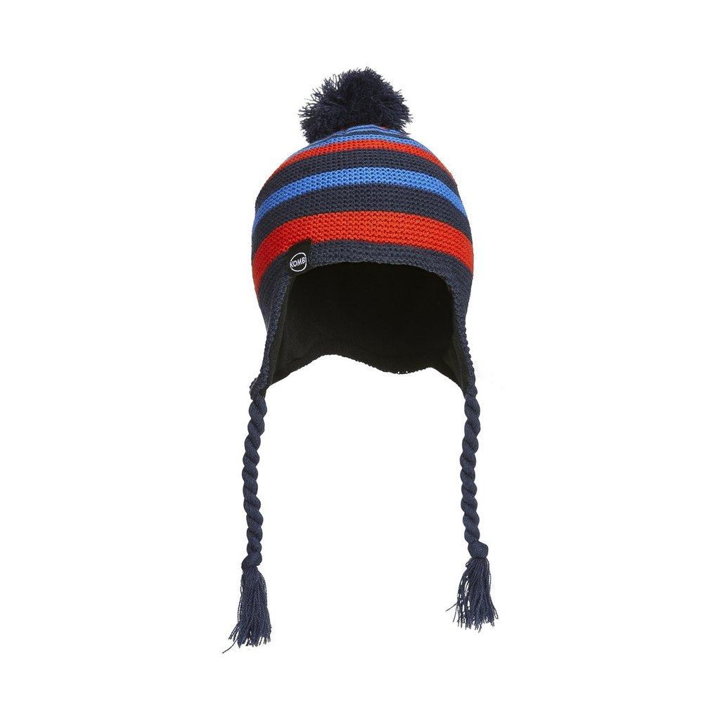 Kombi Kombi The Candy Man Hat Children Black Iris