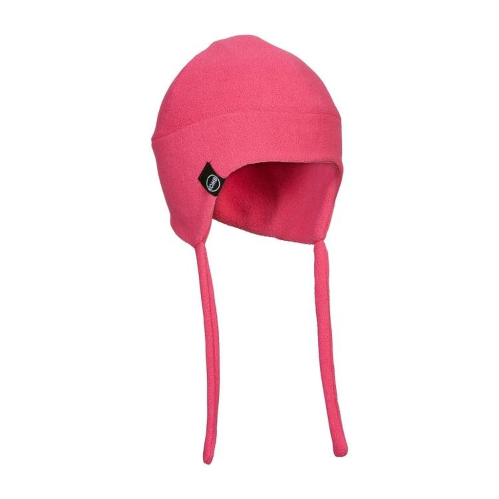 Kombi Kombi The Fleece Beanie Bright Pink