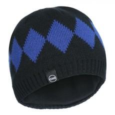 Kombi Kombi The Double Diamond Hat Jr Black