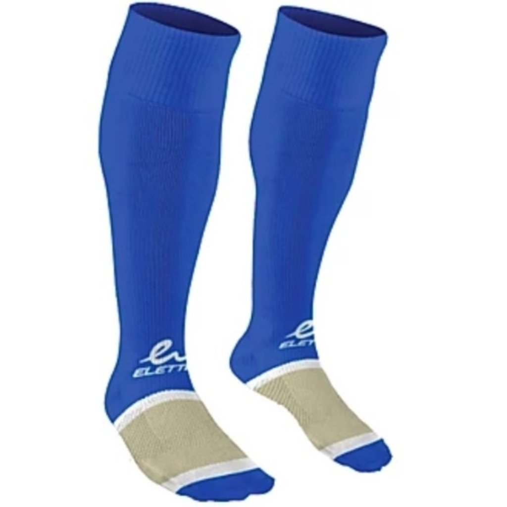 Eletto Eletto Soccer Socks Royal/White