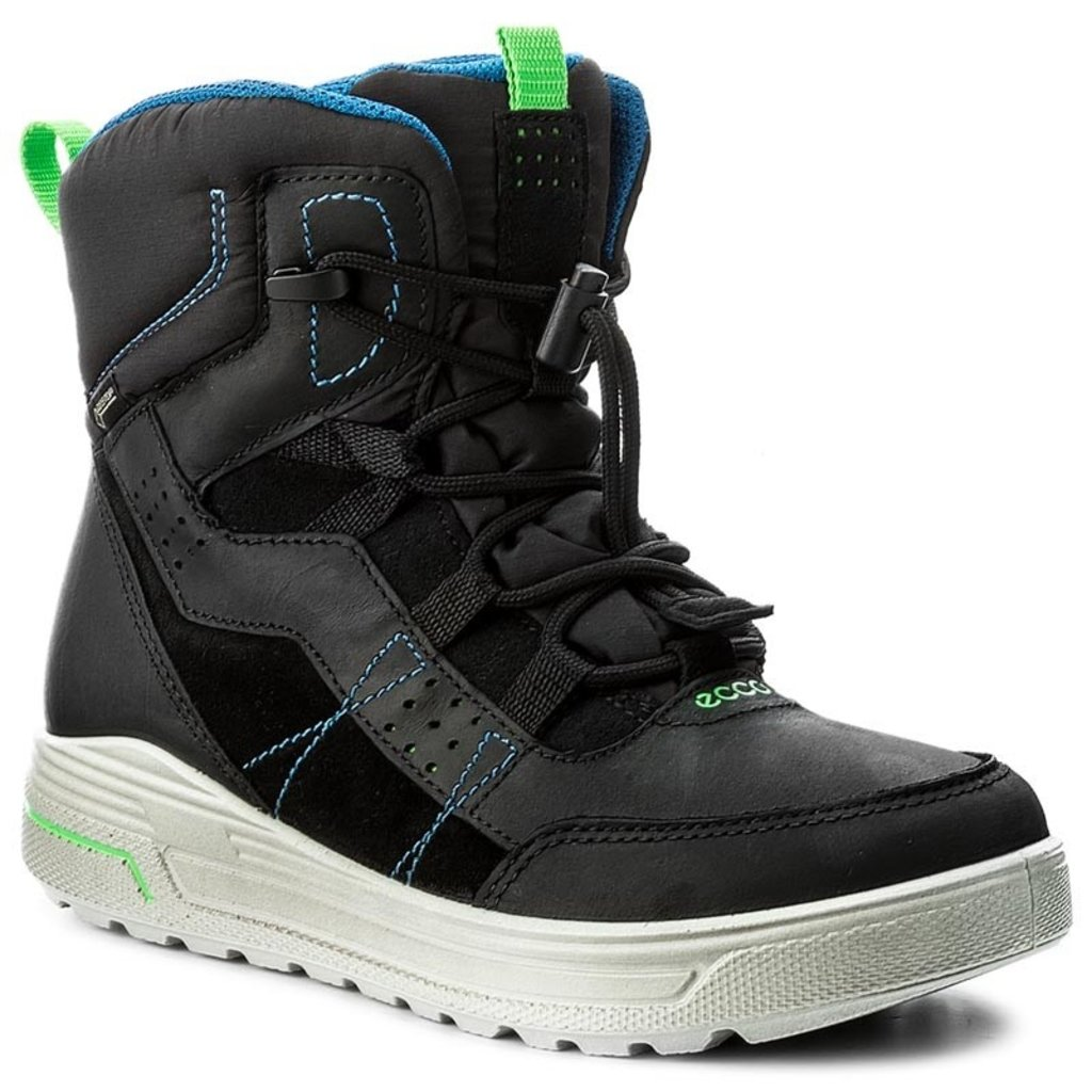 Ecco Ecco Urban Snowboarder Black/Black