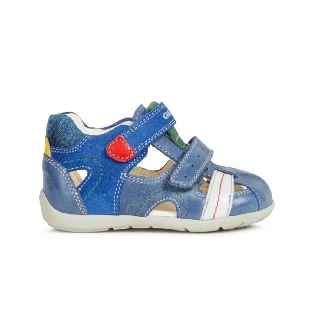 Geox Geox B Kaytan Sandal Dk Blue