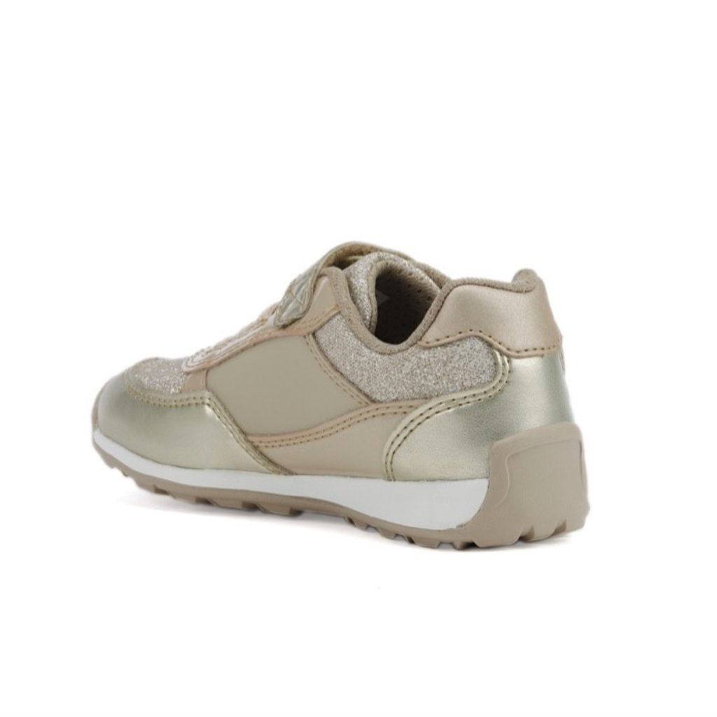 Geox Geox J Jocker Plus  Beige/Gold