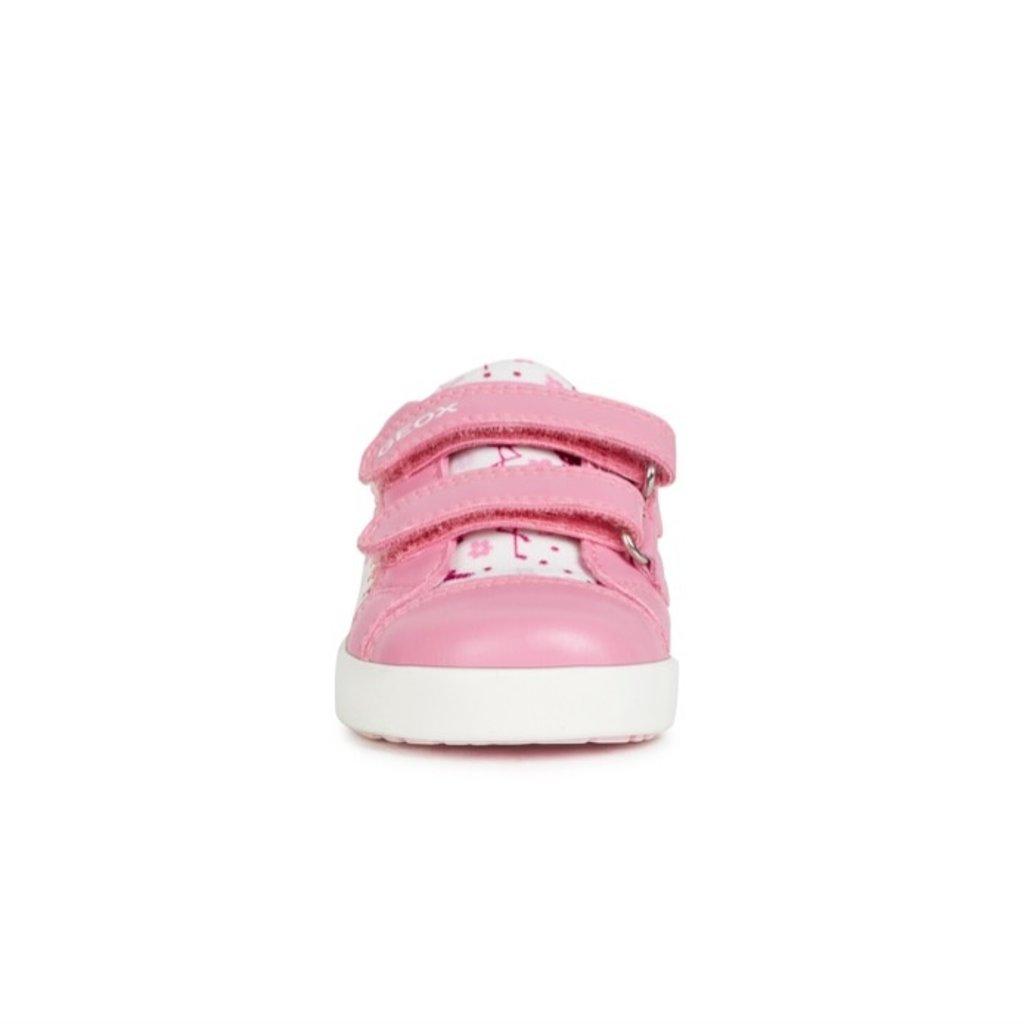 Geox Geox B Kilwi White/Dk Pink