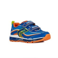 Geox Geox J Android Royal/Orange