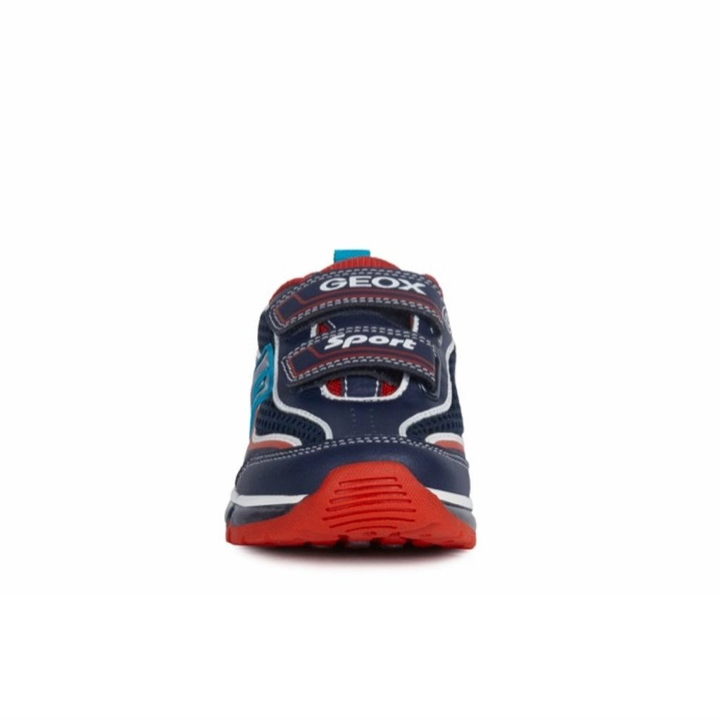 Geox Geox J Android Navy/Red