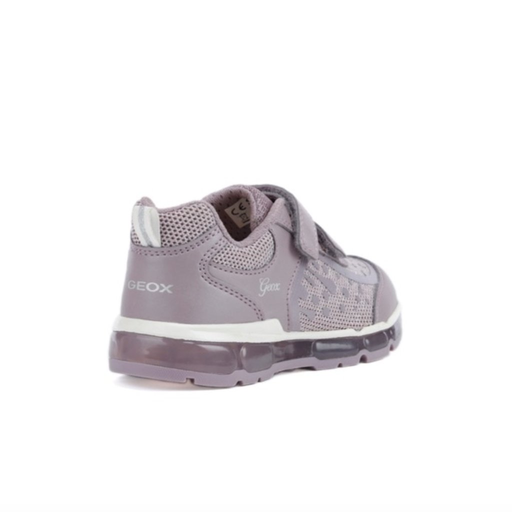Geox Geox J Android Mauve