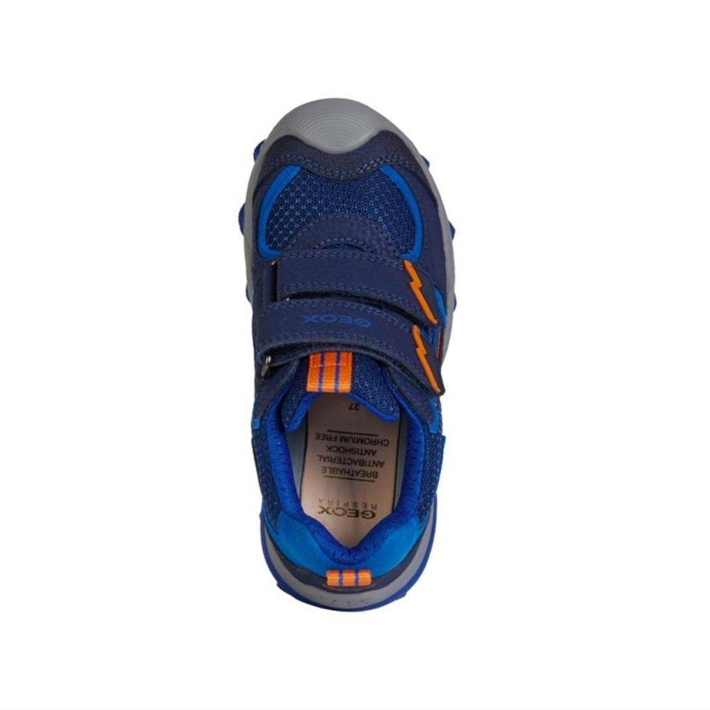 Geox Geox J Buller Blue/Orange