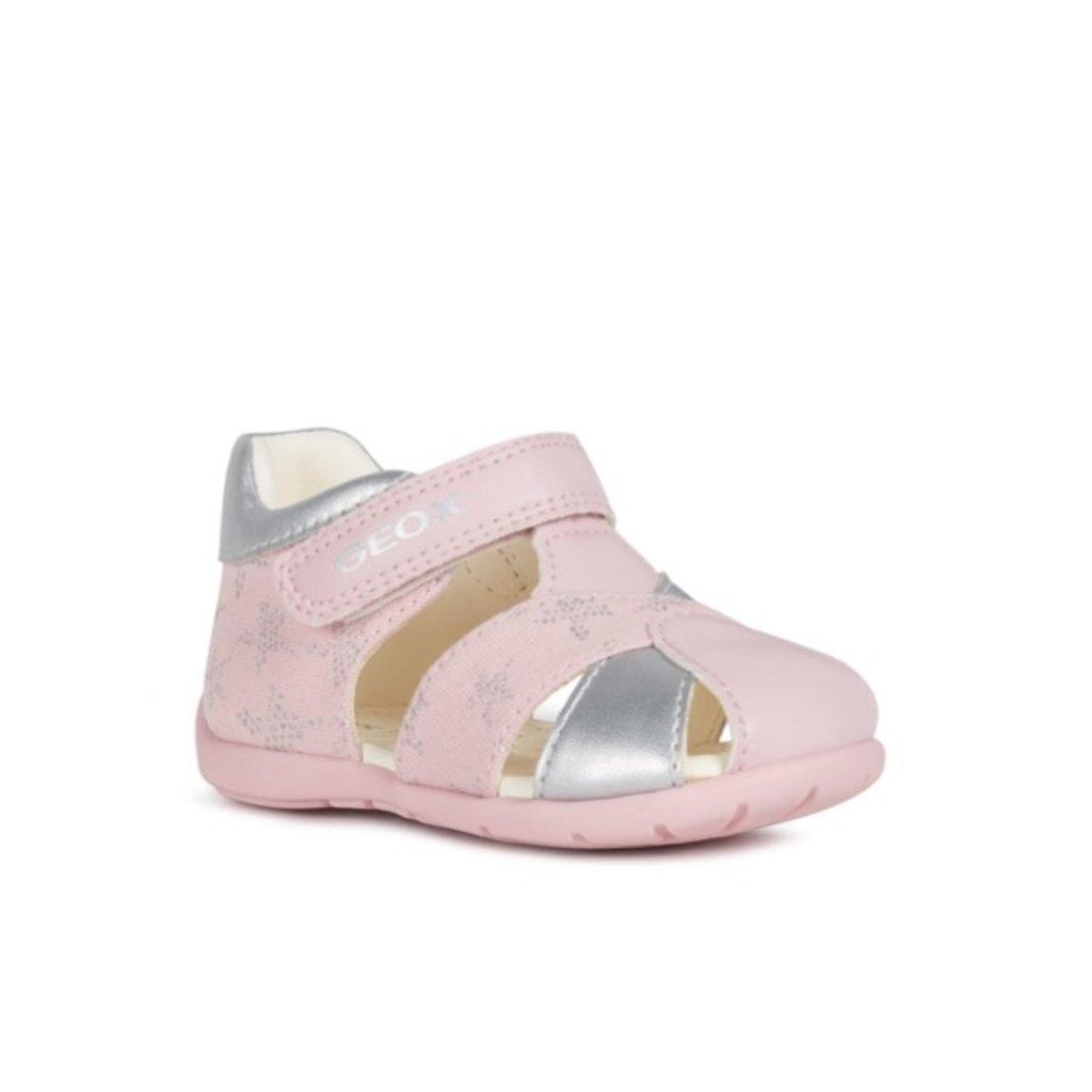 Geox Geox B Elthan Pink/Silver