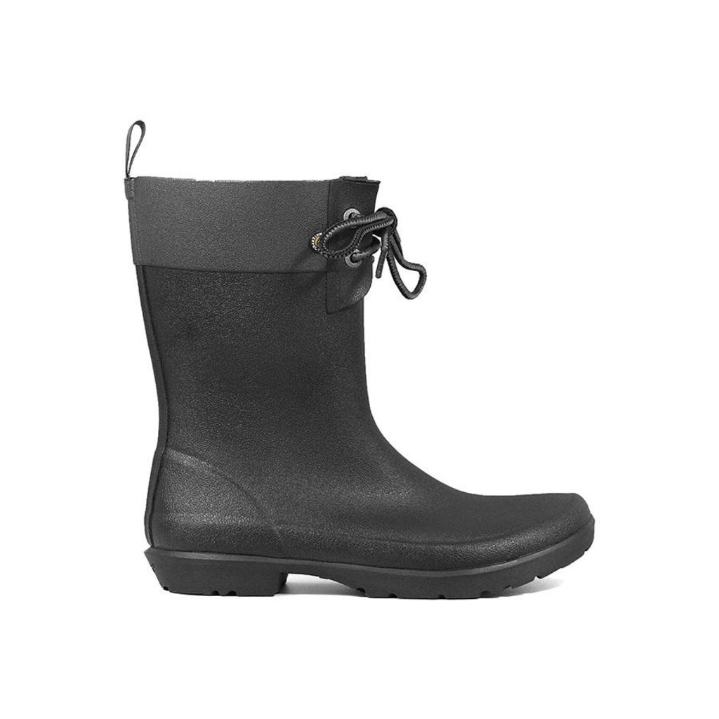 Bogs Bogs Women's Flora 2 Eye Boot Black