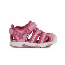 Geox Geox B Sandal Multy Fuchsia/Dk Pink